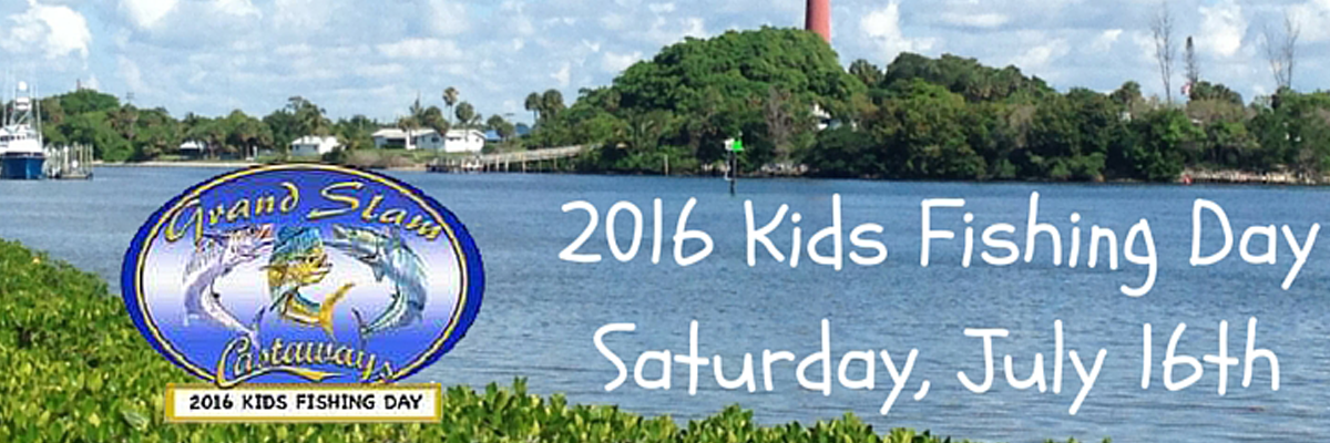 Kids Fishing Day Jupiter, Florida