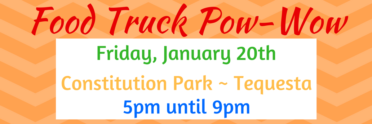 Tequesta Food Truck Pow Wow