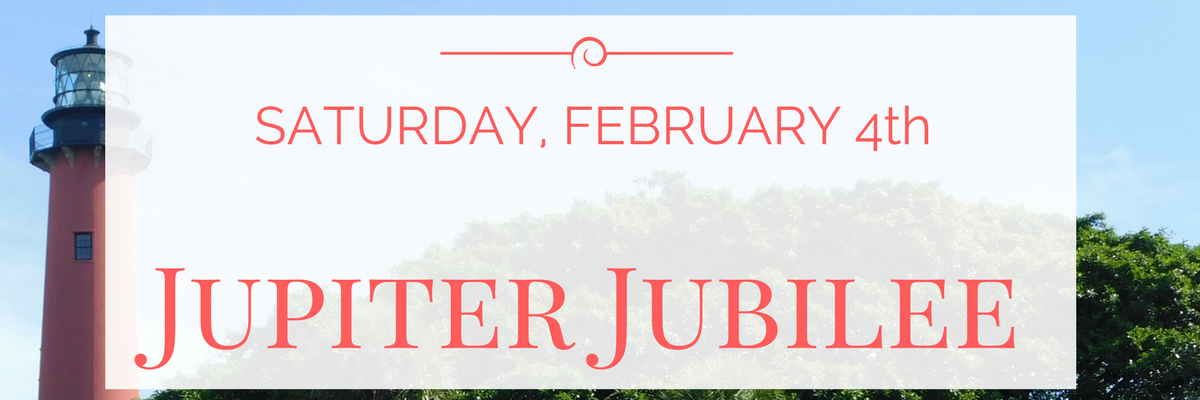 Jupiter Jubilee Saturday February 4th