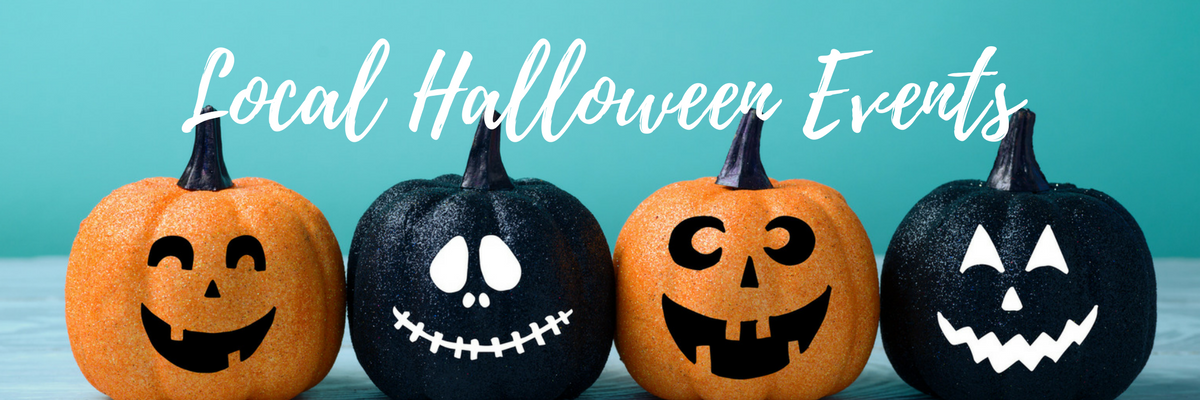 Local Halloween Events 2017