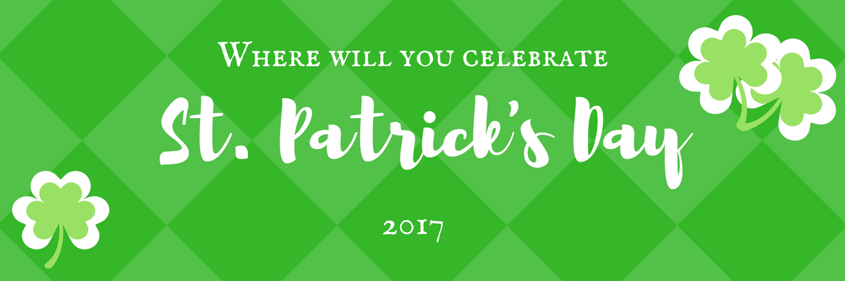 Celebrate St. Patrick's Day in Jupiter, Tequesta, and the Palm Beaches
