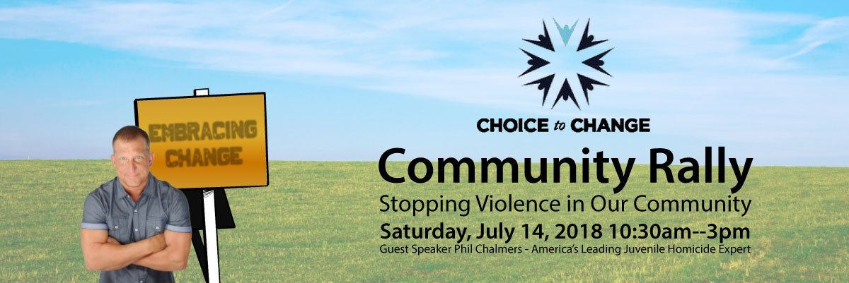 Choice for Change Community Rally