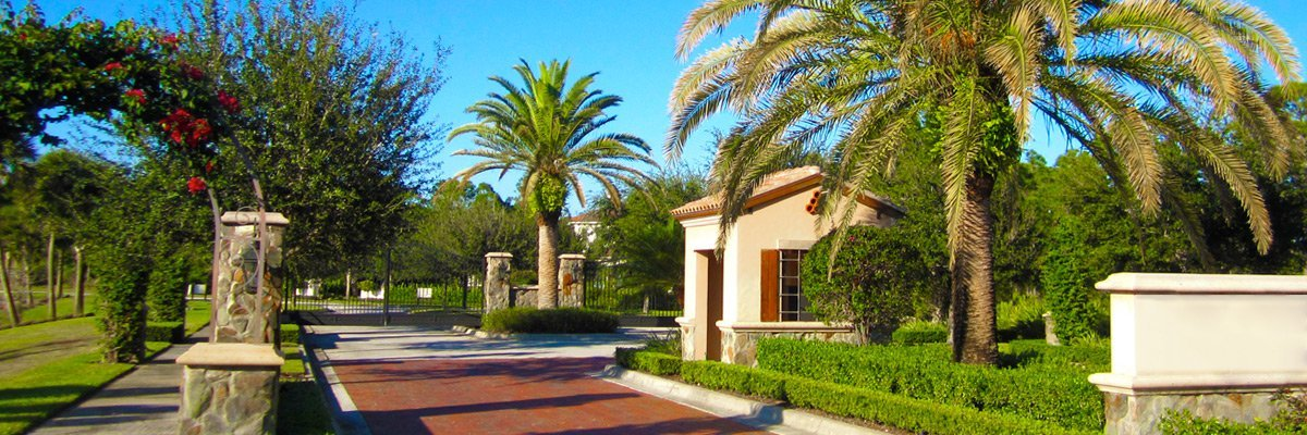 Real Estate in Gated Communities