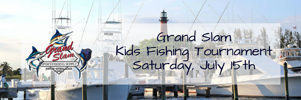 Grand Slam Kids Fishing Day 2017